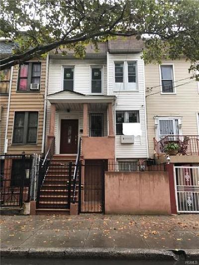 Bronx Single Family Home For Sale: 1309 Shakespeare Avenue