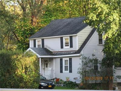 Salisbury Mills Single Family Home For Sale: 20 Orrs Mills Road