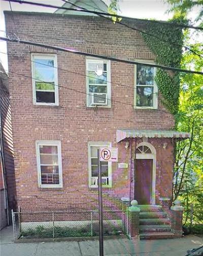 Bronx NY Multi Family 2-4 For Sale: $575,000