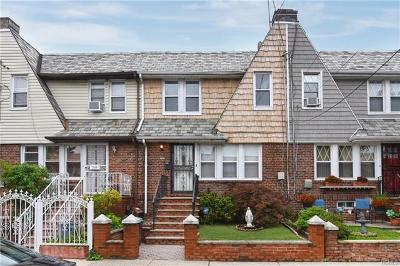 Bronx Single Family Home For Sale: 2541 Mickle Avenue