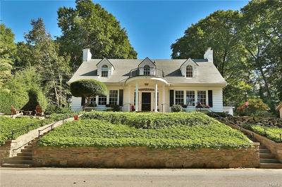 Scarsdale Single Family Home For Sale: 6 Brook Lane