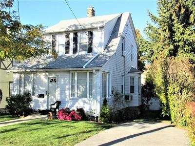 Eastchester Single Family Home For Sale: 19 Bellew Avenue