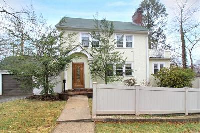 Ardsley Single Family Home For Sale: 2 Judson Avenue