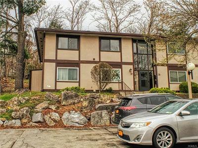 Fishkill Condo/Townhouse For Sale: 8 Millholland Drive #A