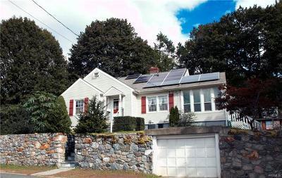 Peekskill Single Family Home For Sale: 235 Husted Avenue