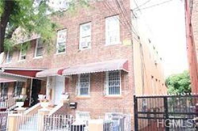 Bronx Multi Family 2-4 For Sale: 736 Taylor Avenue