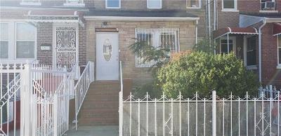 Bronx NY Multi Family 2-4 For Sale: $699,000