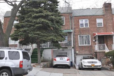 Bronx Single Family Home For Sale: 4381 Byron Avenue