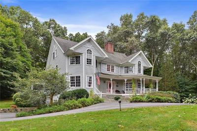 North Salem Single Family Home For Sale: 8 Lost Pond