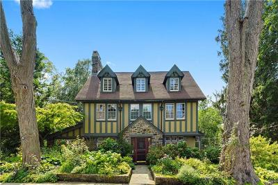 Bronxville Single Family Home For Sale: 47 Millard Avenue
