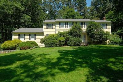 Mount Kisco Single Family Home For Sale: 1 North Bridge Terrace