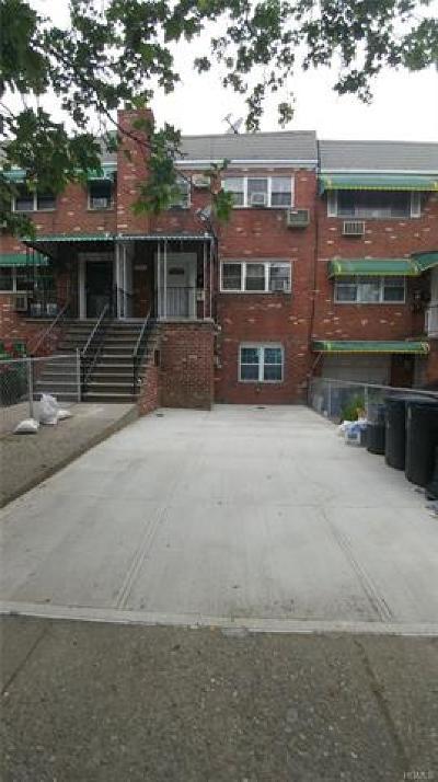 Bronx Multi Family 2-4 For Sale: 2243 Bruckner Boulevard