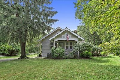 Armonk Single Family Home For Sale: 29 Banksville Road