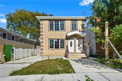 Bronx Multi Family 2-4 For Sale: 3544 McOwen Avenue