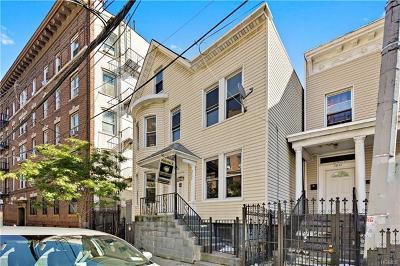 Bronx Single Family Home For Sale: 2836 Valentine Avenue