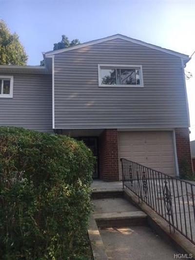 Bronx NY Single Family Home For Sale: $589,000