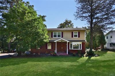 Rockland County Single Family Home For Sale: 12 Sunny Ridge Road