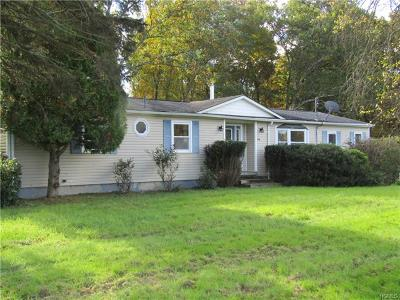 Westtown Single Family Home For Sale: 64 County Route 12