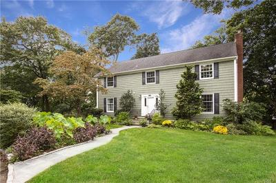 Mamaroneck Single Family Home For Sale: 1351 Colonial Court