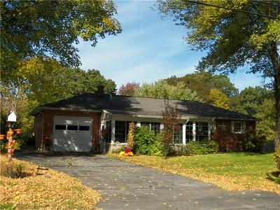 Highland Single Family Home For Sale: 647 North Elting Corners Road