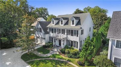 Scarsdale Single Family Home For Sale: 8 Roosevelt Place