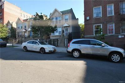 Bronx Multi Family 2-4 For Sale: 2510 Webb Avenue