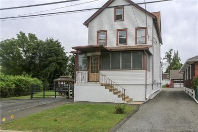 Rockland County Single Family Home For Sale: 56 Blauvelt Avenue