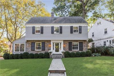 Mount Vernon Single Family Home For Sale: 195 Central Parkway