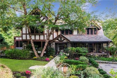 Scarsdale NY Single Family Home For Sale: $1,850,000