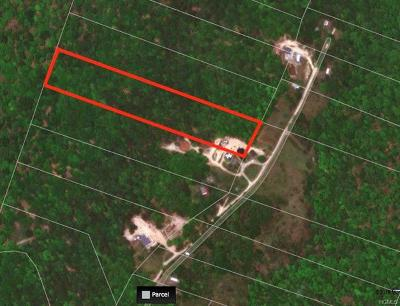 Delaware County Residential Lots & Land For Sale: Methol Road