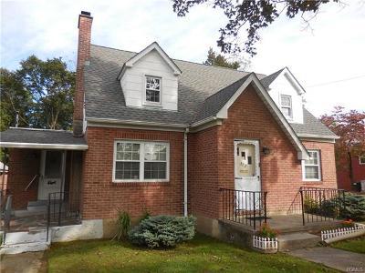 Newburgh Multi Family 2-4 For Sale: 370 South Street