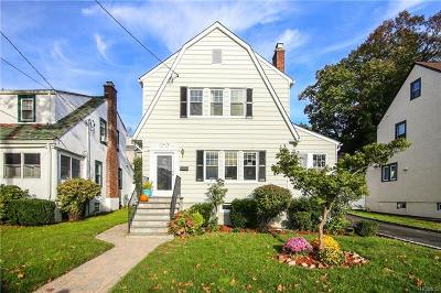 Port Chester Single Family Home For Sale: 70 Munson Street