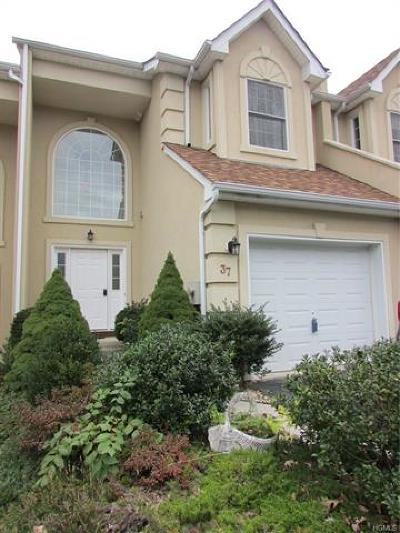 Middletown Condo/Townhouse For Sale: 37 Oak Hill Road