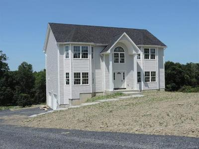 Rock Tavern Single Family Home For Sale: 13 Trotter (Lot 18)