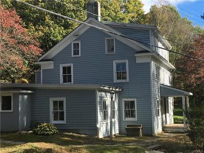 Newburgh Single Family Home For Sale: 643 Gardnertown Road