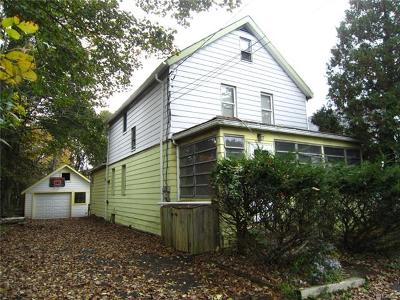Monticello NY Single Family Home For Sale: $129,000