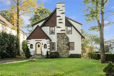 Scarsdale Rental For Rent: 62 Brown Road