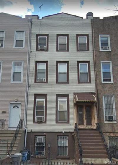 Brooklyn Multi Family 2-4 For Sale: 536 Willoughby Avenue