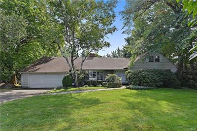 Scarsdale NY Single Family Home For Sale: $1,299,000