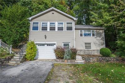 Greenwood Lake Single Family Home For Sale: 13 Woodland Terrace