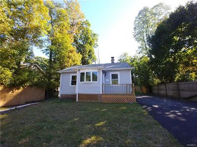 Nyack NY Single Family Home For Sale: $265,700