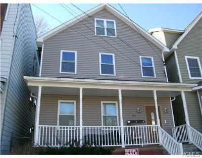 Newburgh Multi Family 2-4 For Sale: 71 Robinson Avenue