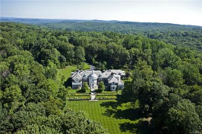 Chappaqua NY Single Family Home For Sale: $13,750,000