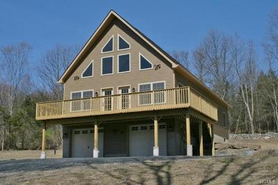 Slate Hill Single Family Home For Sale: Lot #1 South Plank Road