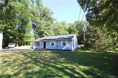 New Windsor Single Family Home For Sale: 92 Riley Road