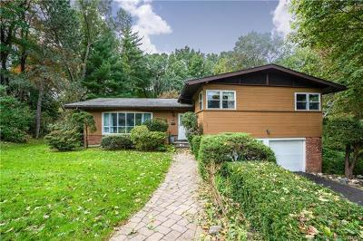 Scarsdale NY Single Family Home For Sale: $825,000