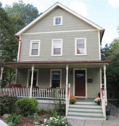 Cold Spring Single Family Home For Sale: 20 Rock Street