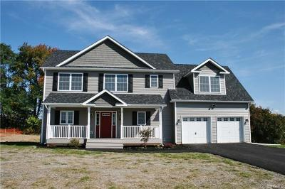 Slate Hill Single Family Home For Sale: Lot #2 South Plank Road