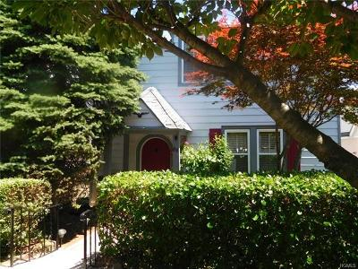 Westchester County Single Family Home For Sale: 88 Staunton Street