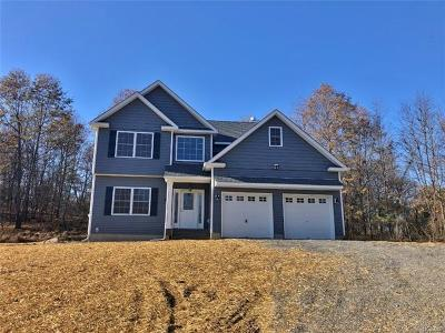 Slate Hill Single Family Home For Sale: Lot #3 South Plank Road